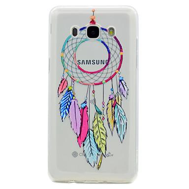 tok Για Samsung Galaxy J7 Prime J5 Prime Διαφανής Με σχέδια Πίσω Κάλυμμα Ονειροπαγίδα Μαλακή TPU για J7 Prime J5 Prime J5 (2016) J3 Prime