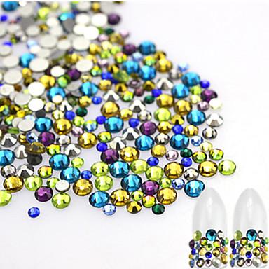 About 500pcs/bag Κοσμήματα νυχιών Glitter & Poudre Άλλες διακοσμήσεις Glitters Μοντέρνα Lovely Φωτεινότητα Γάμος Υψηλή ποιότητα Καθημερινά