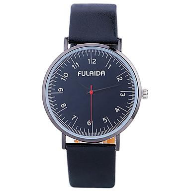 Ceas La Modă Ceas de Mână Quartz Piele Bandă Cool Casual Creative Negru Alb Bej Rose Alb Negru Bej Fucsia
