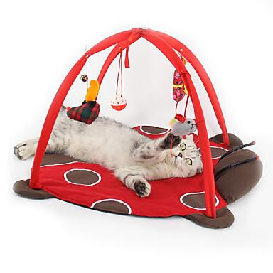 425df1768cc3 Χαμηλού Κόστους Παιχνίδια για γάτες-Χνουδωτά Παιχνίδια Πτυσσόμενο Κινούμενα  σχέδια Χνουδωτό Για Γάτα Γατάκι