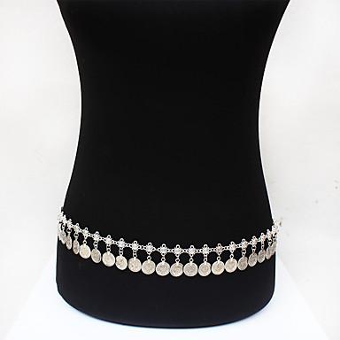 Dame Bijuterii de corp Lanț de Talie Vintage Boem Modă Aliaj Bijuterii Pentru Ocazie specială Casual