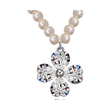 للمرأة قلائد الحلي مجوهرات Heart Shape كروم مخصص تصميم فريد موضة مجوهرات من أجل حزب فضفاض
