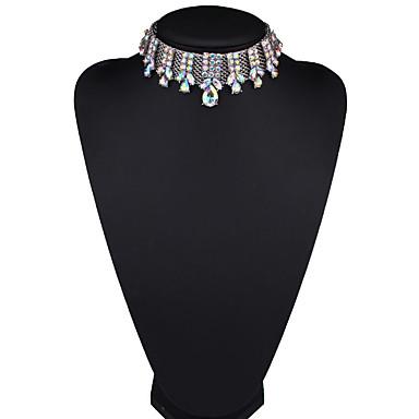 Γυναικεία Κολιέ Τσόκερ Κοσμήματα Κοσμήματα Πετράδι Κράμα Μοντέρνα Euramerican Κοσμήματα Για Πάρτι