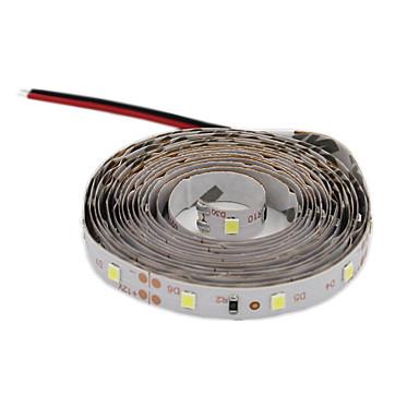12W Joustavat LED-valonauhat 300 lm DC12 V 3 m 120 ledit Lämmin valkoinen Valkoinen Punainen Sininen Vihreä