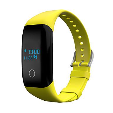 yyvx11 älykäs rannekoru / smarwatch / sykemittari älykäs ranneke ranneke unen monitorin askelmittari rannekkeen IP67 vesitiivis iOS