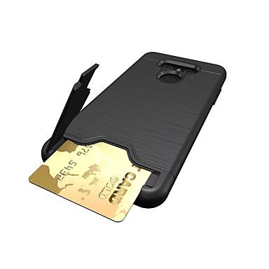 tok Για LG Θήκη καρτών Ανθεκτική σε πτώσεις με βάση στήριξης Πίσω Κάλυμμα Συμπαγές Χρώμα Σκληρή PC για LG G6