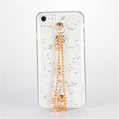 Varten DIY Etui Takakuori Etui Kiiltävä Pehmeä TPU varten Apple iPhone 7 Plus iPhone 7 iPhone 6s Plus iPhone 6 Plus iPhone 6s iPhone 6