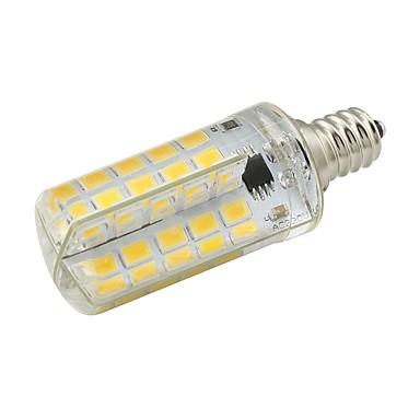 5W 450-500 lm E12 أضواء LED ذرة T 80 الأضواء SMD 5730 ديكور أبيض دافئ أبيض كول أس 220-240V أس 85-265V