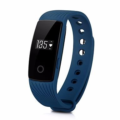Brățară inteligent Touch Screen Monitor Ritm Cardiac Rezistent la Apă Pedometre Înregistrare Exerciţii Detectarea Distanţei Informație