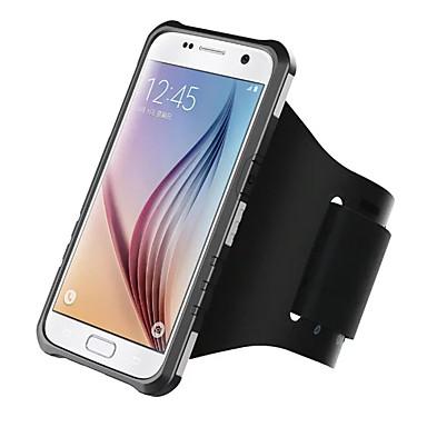 غطاء من أجل Samsung Galaxy S7 edge S7 ربطة الذراع عصابة يد لون الصلبة قاسي الكمبيوتر الشخصي إلى S7 edge S7