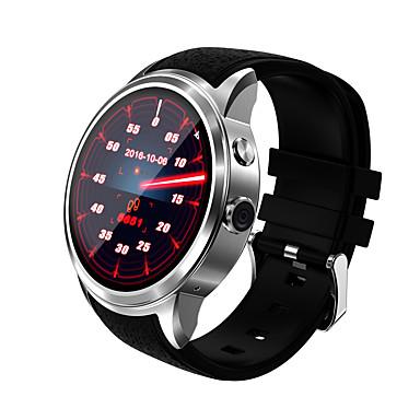 זול שעונים חכמים-חכמים שעונים ל iOS / Android מוניטור קצב לב / GPS / שיחות ללא מגע יד / מסך מגע / עמיד במים שעון עצר / מד פעילות / מעקב שינה / מצאו את המכשירשלי / Alarm Clock / 512MB / מצלמה / מד צעדים / חיישן כבידה
