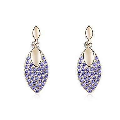 Damskie Kryształ Spersonalizowane Unikalny Modny euroamerykańskiej Biżuteria Ślub Impreza Urodziny