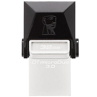 Kingston dtduo3 32GB USB 3.0 muistitikku otg mikro usb mini erittäin pienikokoinen