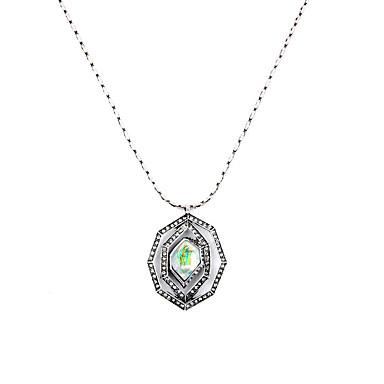 Γυναικεία Σκέλη Κολιέ Geometric Shape Μοναδικό Μοντέρνα Λευκό Κοσμήματα Για Γάμου 1pc