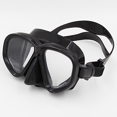 Măști Diving Scufundări & Snorkeling Pahar Silicon