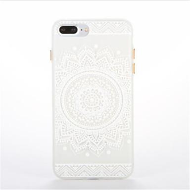 tok Για Apple iPhone 7 Plus iPhone 7 Λάμπει στο σκοτάδι Με σχέδια Πίσω Κάλυμμα Μάνταλα Μαλακή TPU για iPhone 7 Plus iPhone 7 iPhone 6s