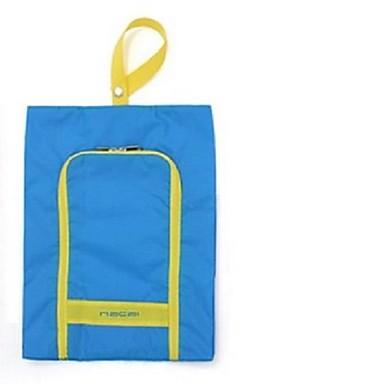 منظم أغراض السفر حقيبة سفر للأحذية مقاوم للماء المحمول تخزين السفر إلى ملابس نايلون / السفر
