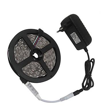 72W W مجموعات ضوء lm DC12 AC 85-265 5 م 300 الأضواء RGB
