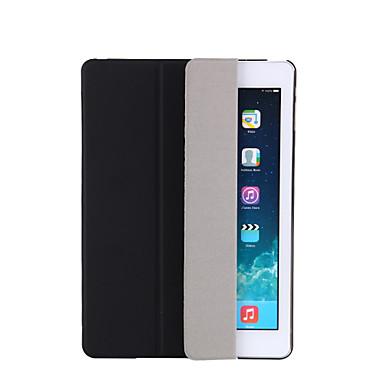 Kılıf Na Apple Mini iPad 4 Mini iPad 3/2/1 iPad 4/3/2 iPad Air 2 iPad Air Z podpórką Auto uśpienie / włączenie Flip Półprzezroczyste