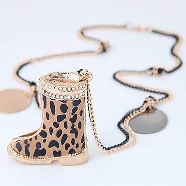 للمرأة قلائد الحلي سبيكة موضة مجوهرات من أجل يوميا فضفاض