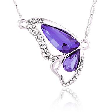 Pentru femei Coliere cu Pandativ Bijuterii Bijuterii Cristal Aliaj Modă Euramerican Bijuterii Pentru Petrecere Ocazie specială