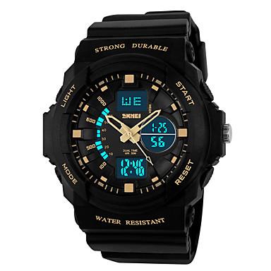 Akıllı İzle Su Resisdansı Uzun Bekleme Çok Fonksiyonlu Kronometre Alarm Saati Kronograf Takvim IR Diğer Hiçbir Sim Kart Yuvası