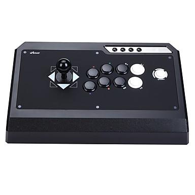 olcso Videojáték tartozékok-QANBA Q4-S3 SA Vezetékes Joystick Kompatibilitás PC ,  Joystick ABS 1 pcs egység