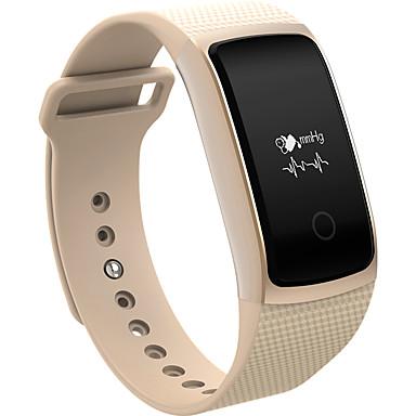yyao9 mądry bransoletka / inteligentny zegarek / wodoodporny tętno monitorować inteligentny zegarek bransoletka krokomierz nadające ios