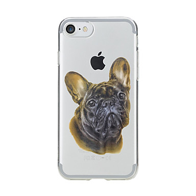 Maska Pentru iPhone 7 Plus iPhone 7 iPhone 6s Plus iPhone 6 Plus iPhone 6s iPhone 6 iPhone 5 iPhone 5C iPhone 4/4S Apple Transparent Model
