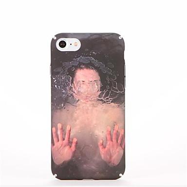 Για Με σχέδια tok Πίσω Κάλυμμα tok Κινούμενα σχέδια Σκληρή PC για AppleiPhone 7 Plus iPhone 7 iPhone 6s Plus iPhone 6 Plus iPhone 6s
