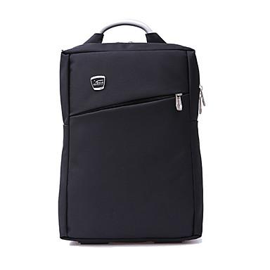 15-tuuman tietokoneen laukussa vedenpitävä sokki hengittävä polyesteristä vetoketjulla tasku