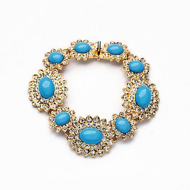 Damskie Bransoletki i łańcuszki na rękę Modny Stop Flower Shape Biżuteria Na Specjalne okazje Prezenty bożonarodzeniowe 1szt