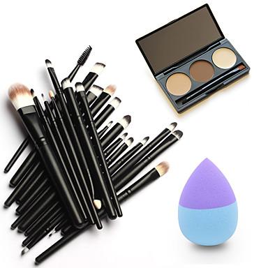 1 Augenbrauen Puderquasten/Kosmetikbürsten Make-up Pinsel Trocken Auge Gesicht Flüssigkeit Cream Puder Lippe Andere China
