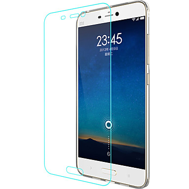 Ecran protector XIAOMI pentru Xiaomi Mi 5 Sticlă securizată 1 piesă Ecran Protecție Față Rezistent la Zgârieturi High Definition (HD)
