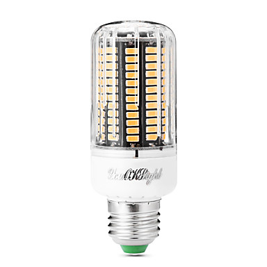 8 W 640 lm E26/E27 LED Λάμπες Καλαμπόκι T 136 leds SMD 5733 Θερμό Λευκό Ψυχρό Λευκό AC 110-130V