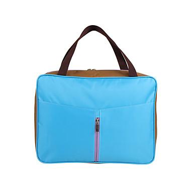منظم أغراض السفر المحمول متعددة الوظائف تخزين السفر إلى ملابس نايلون / السفر