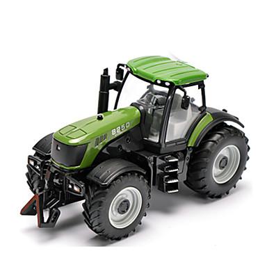 MZ Speelgoedauto's Speeltjes Terugtrekvoertuigen Boerderijvoertuig Tractor Speeltjes Automatisch Metaallegering Metaal Stuks Unisex