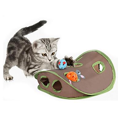 Kattenspeeltje Huisdierspeeltjes Interactief Muisspeeltje Krabmat Duurzaam Stof Voor huisdieren