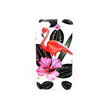 غطاء من أجل Apple مثلج مطرز نموذج غطاء خلفي البشروس طائر مائي قاسي PC إلى فون 7 زائد فون 7 iPhone 6s Plus iPhone 6 Plus iPhone 6s أيفون 6