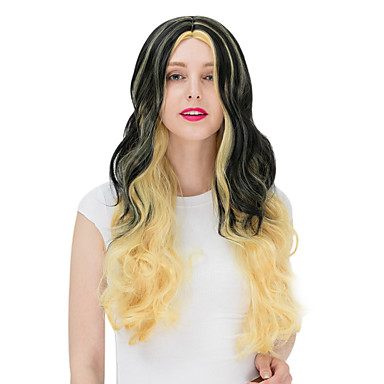 Lolita Peruukit Söpö Lolita Color Gradient Lolita Peruukit 80-90 CM Cosplay-Peruukit Peruukki Käyttötarkoitus