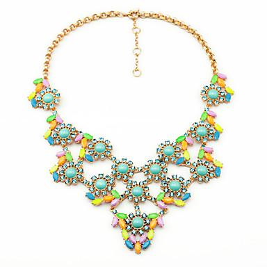 Γυναικεία Σκέλη Κολιέ Flower Shape Φιλία Εξατομικευόμενο Κοσμήματα Για Πάρτι