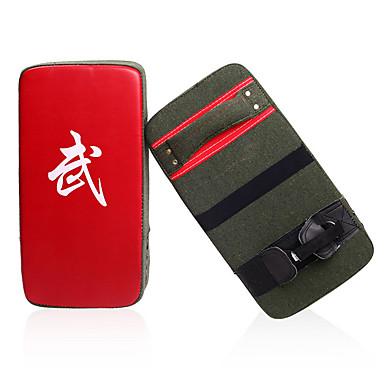 Schlagpolster Zielscheiben für Kampfsportarten Boxhandschuhe Boxen und Kampfsport-Pad für Taekwondo Boxen PU 1