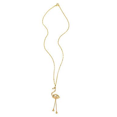 Γυναικεία Κρεμαστά Κολιέ Animal Shape Μοναδικό Χρυσό Κοσμήματα Για Καθημερινά 1pc