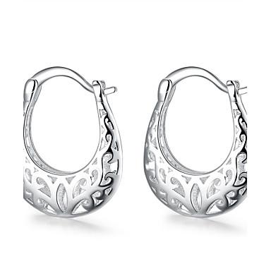 Pentru femei Cercei Rotunzi Bijuterii Personalizat Γεωμετρικά Design Unic Stil Atârnat Clasic Vintage Boem De Bază Natură Pătrat