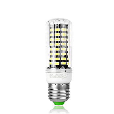 4W 320lm E26 / E27 Żarówki LED kukurydza T 80 Koraliki LED SMD 5733 Zimna biel 110-130V