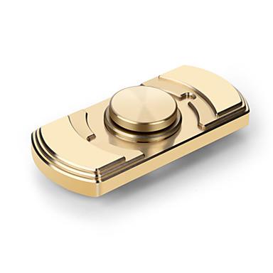 Fidget Spinners Przędzarka ręczna Zabawki Dwa Spinner Wysoka prędkość Zwalnia ADD, ADHD, niepokój, autyzm Za czas zabicia Focus Toy Stres
