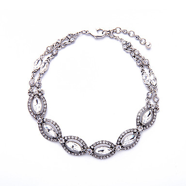 Γυναικεία Σκέλη Κολιέ Κρυστάλλινο Μοναδικό Μοντέρνα Εξατομικευόμενο Euramerican Κοσμήματα Για Γάμου Πάρτι
