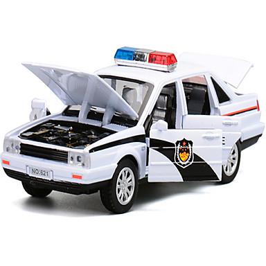 Jucării pentru mașini Mașini de Poliție Jucarii Muzică și lumină Jucarii MetalPistol Bucăți Ne Specificat Cadou