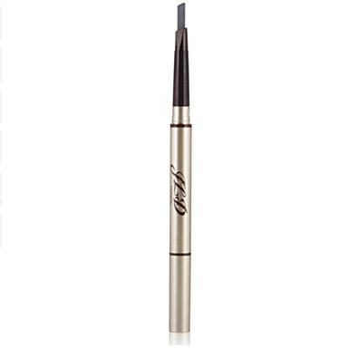 الحواجب قلم رصاص جاف تغطية يدوم طويلاً طبيعي مقاوم للماء عيون 5