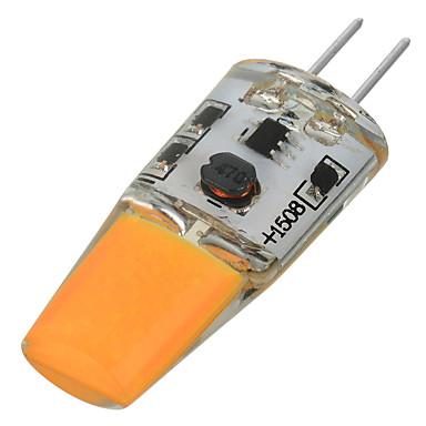 G4 Becuri LED Bi-pin T 1 LED-uri COB Intensitate Luminoasă Reglabilă Alb Cald Alb Rece 100-200lm 3000/6000